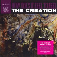 Creation -How Does It Feel To Feel (Yellow vinyl)