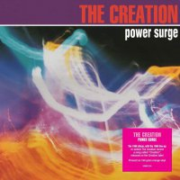 Creation -Power Surge (180g orange vinyl)