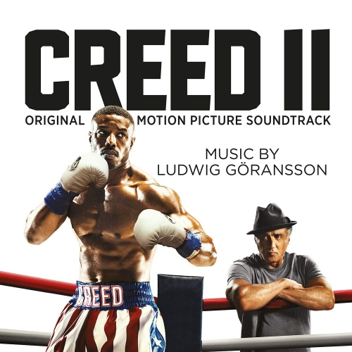 Creed Ii Ost (180G/red Vinyl/poster) - Creed Ii