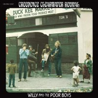 Creedence Clearwater Revival - Willy & Poor Boys 1/2 Speed Master