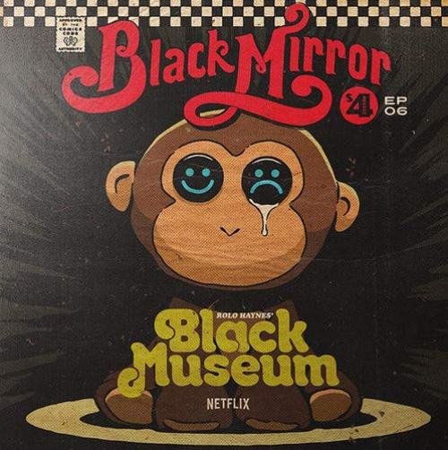 Cristobal Tapia De Veer -Black Mirror: Black Museum Original Soundtrack