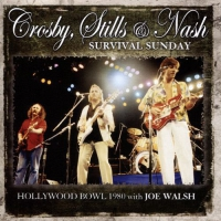 Crosby Stills & Nash - Survival Sunday 1980 Live Benefit Bc