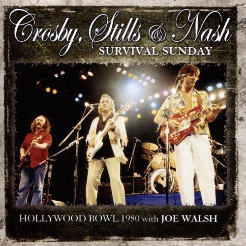 Crosby Stills Amp Nash Survival Sunday 1980 Live Benefit