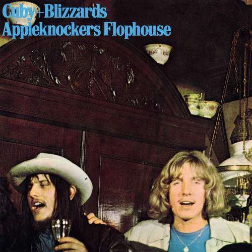 Cuby  &  Blizzards - Appleknockers Flophouse