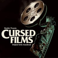 Cursed Films  /  O.S.T. (Green & White Swirl) -Cursed Films