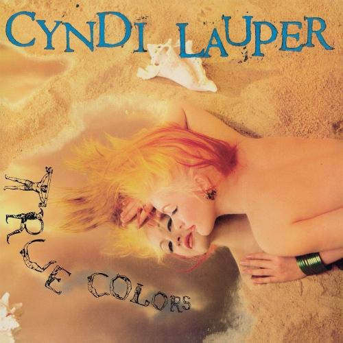 Cyndi Lauper -True Colors