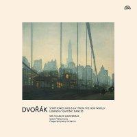 Czech Philharmonic - Symphonies 8 & 9 Legends & Slavonic Dances