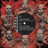 D.i.t.c. - The Enemy Produced By Dj Premier / Instrumental