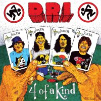 D.r.i. -Four Of A Kind