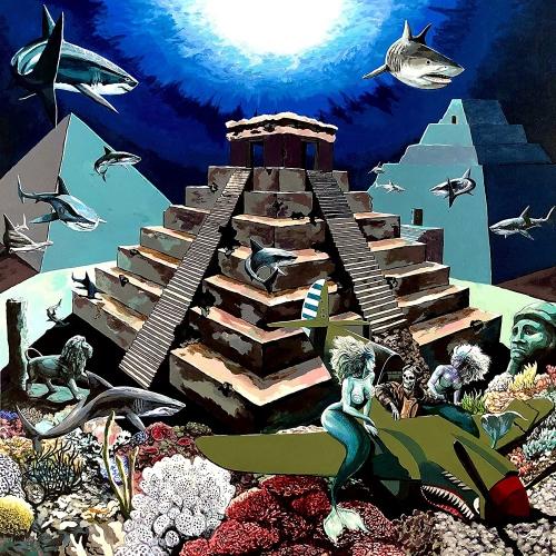 Da Buze Bruvaz Ft. Alca - Bermuda Triangle - Underwater Pyramidz