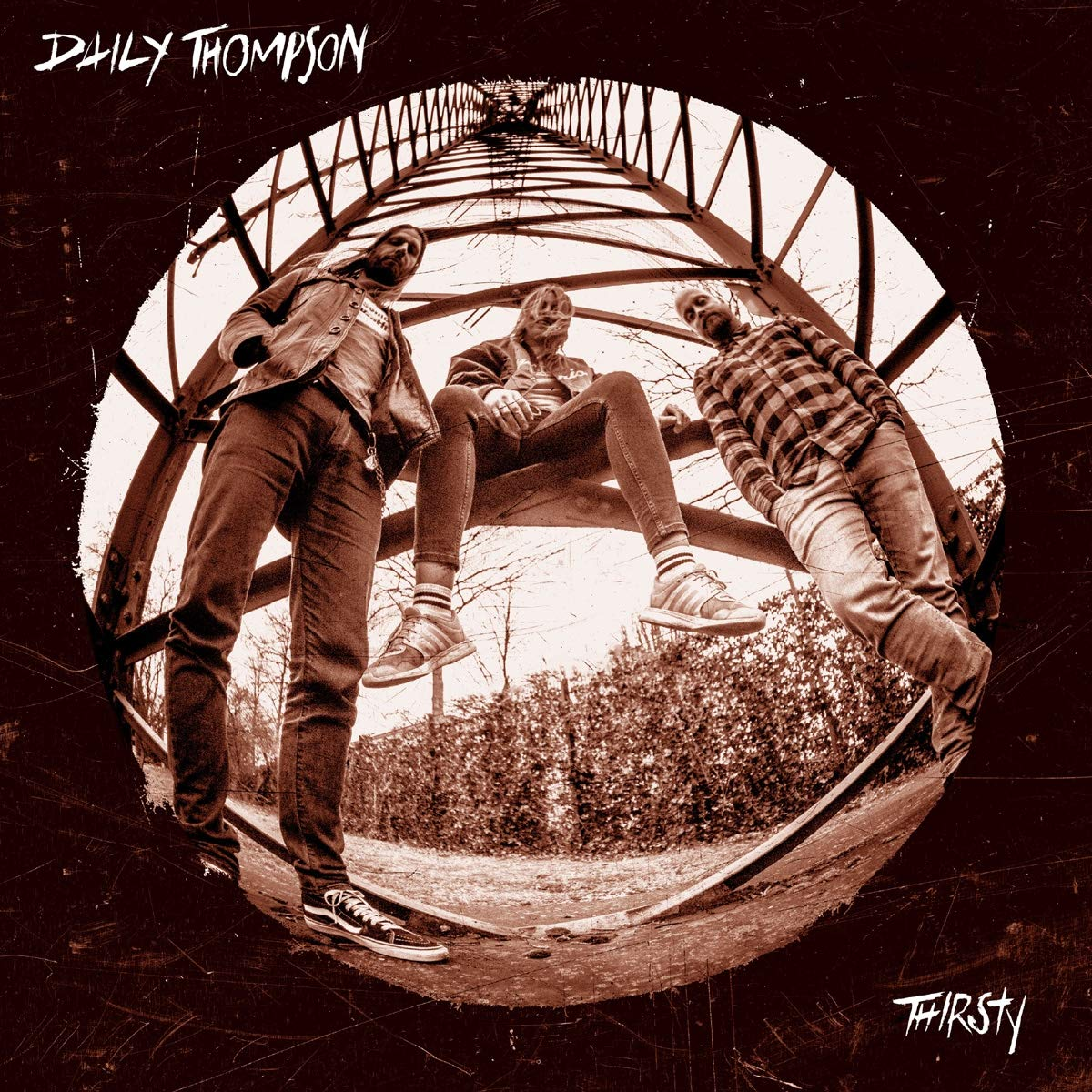 Daily Thompson - Thirsty