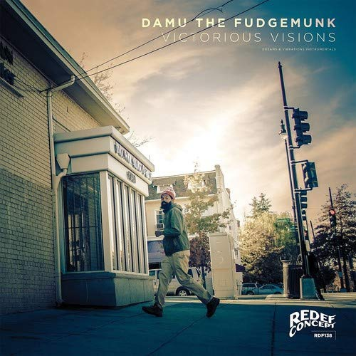 Damu The Fudgemunk - Victorious Visions Dreams & Vibrations Instrument