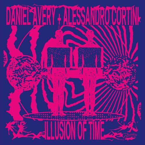 Daniel Avery  &  Alessandro Cortini - Illusion Of Time