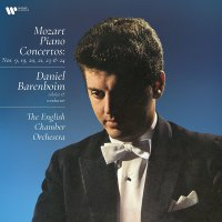 Daniel Barenboim -Mozart: Piano Concertos Nos. 9, 19, 20, 21, 23 & 24