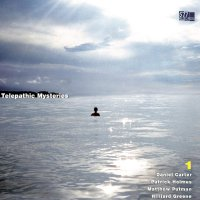 Daniel Carter / Patrick Holmes / Matthew Putman - Telepathic Mysteries Vol 1