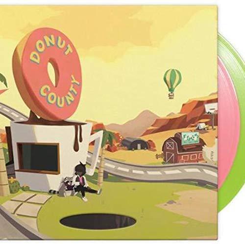 Daniel Koestner - Donut County Original Soundtrack