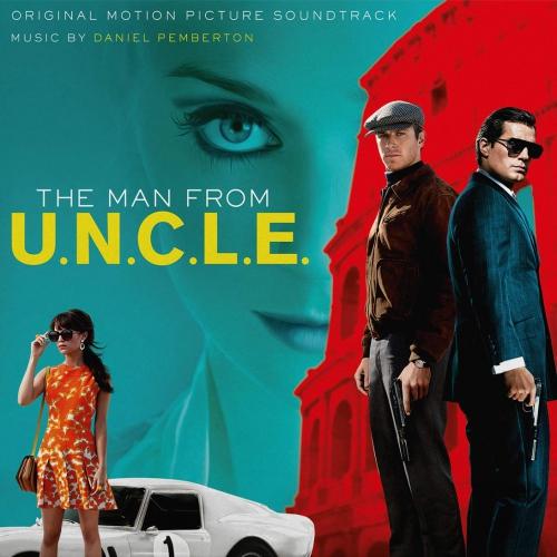 Daniel Pemberton -The Man From UNCLE