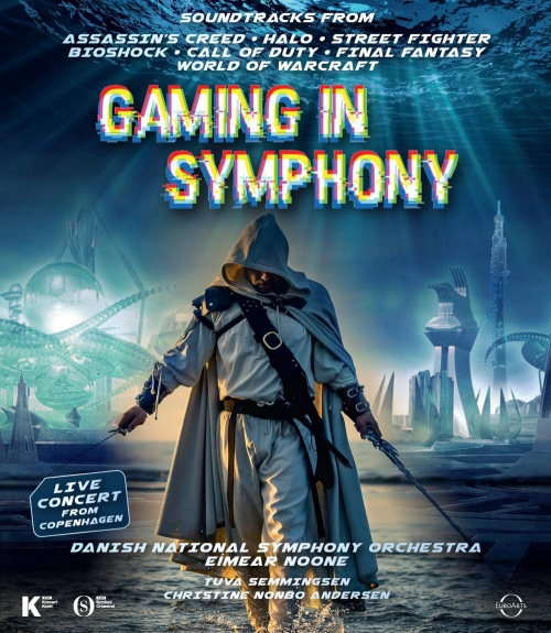 Danish National Symphony Orchestra - Gaming In Symphony