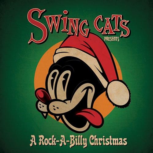 Danny B. Harvey - Swing Cats Presents A Rockabilly Christmas