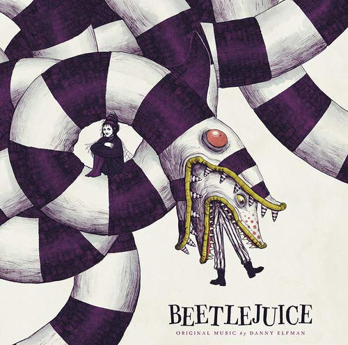 Danny Elfman - Beetlejuice Original Soundtrack