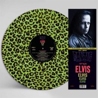 Danzig - Sings Elvis - A Gorgeous Green Leopard Picture Disc Vinyl
