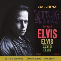 Danzig - Sings Elvis (Yellow vinyl)