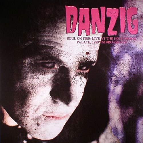 Danzig - Soul On Fire