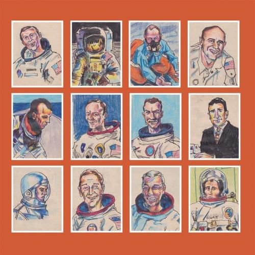 Darren Hayman - 12 Astronauts