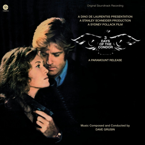 Dave Grusin - 3 Days Of The Condor /
