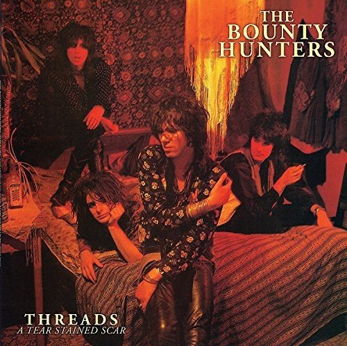 Dave Kusworth & Bounty Hunters - Threads...a Tear Stained Scar