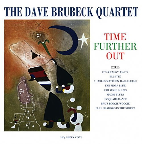 Dave Quartet Brubeck - Time Further Out