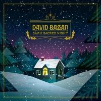 David Bazan -Dark Sacred Night Grey W/ White Snow