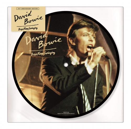 David Bowie - Boys Keep Swinging 40Th Anniversary Picture