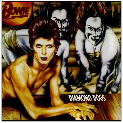 David Bowie - Diamond Dogs Brick & Mortar Exclusive