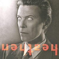 David Bowie - Heathen Translucent Gold Audiophile Limited Anniversary Edition/tri-Fold Cover