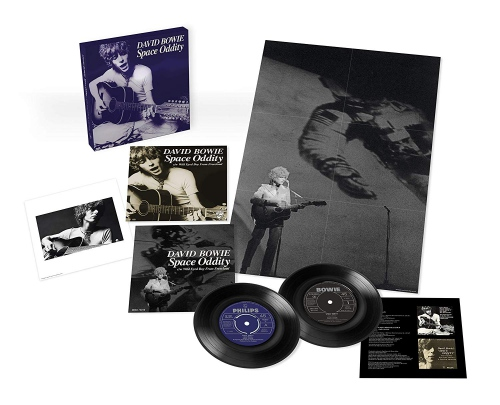 David Bowie -Space Oddity 50Th  Anniversary Ep