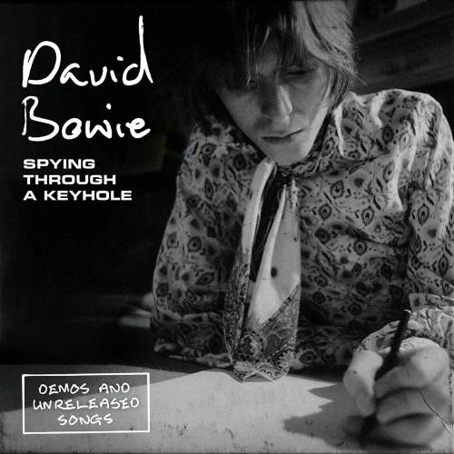 David Bowie - Spying Through A Keyhole 4 X Single