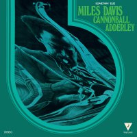 Davis Davis & Cannonball Adderley -Somethin Else Alternative Original Artwork
