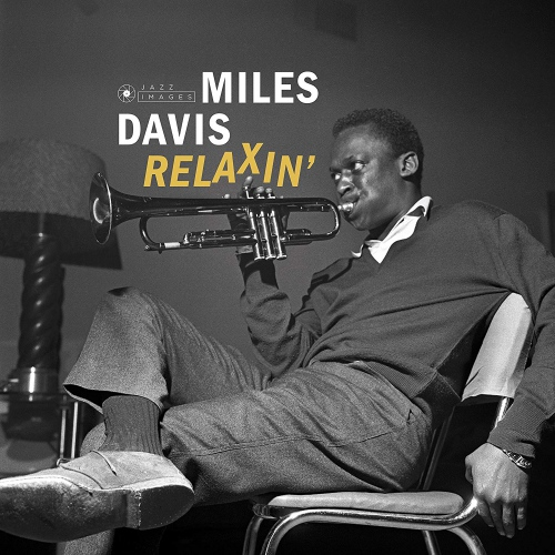 Miles Davis -Relaxin Images By Francis Wolff