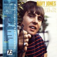 Davy Jones - Live In Japan Red, White &