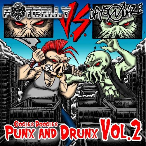 Days 'N' Daze / Potbelly - Oogles & Doogles Punx & Drunx 2