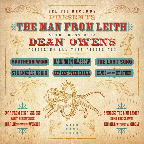 Dean Owens - Man From Leith: The Best Of Dean Owens
