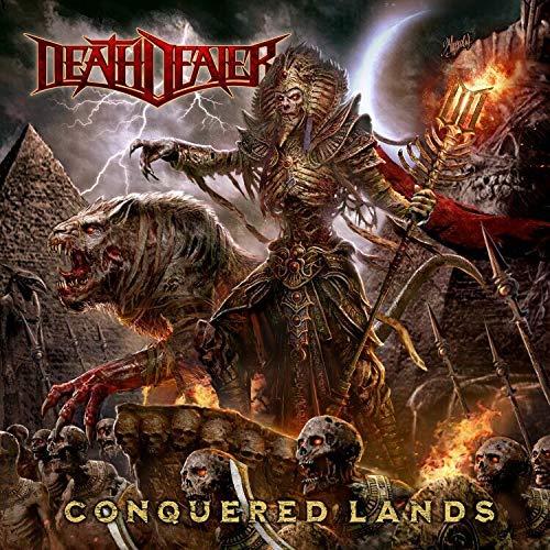 Death Dealer -Conquered Lands (Red vinyl)