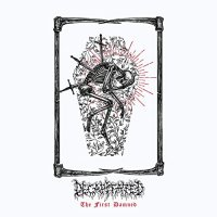 Decapitated -The First Damned (Red & black splatter)