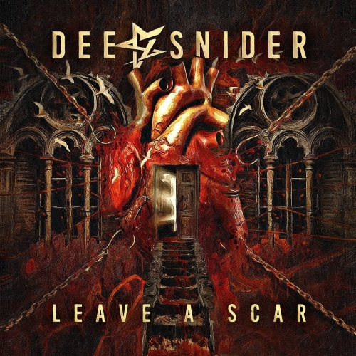 Dee Snider -Leave A Scar