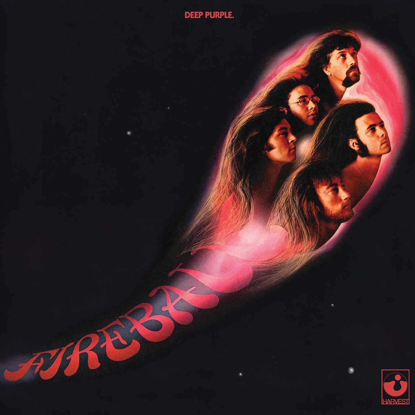 Deep Purple - Fireball Remastered