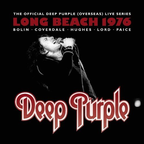 Deep Purple Live At Long Beach Arena 1976 Upcoming