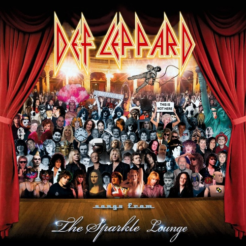 Def Leppard -Songs From The Sparkle Lounge