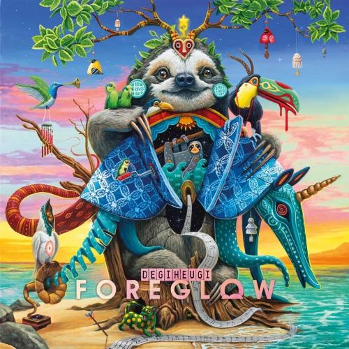 Degiheugi -Foreglow