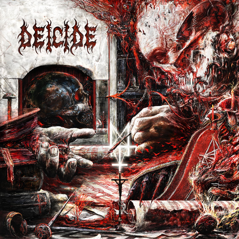 Deicide Overtures Of Blasphemy Upcoming Vinyl